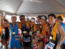 Port Dickson OD Triathlon Report (24 July 2011)