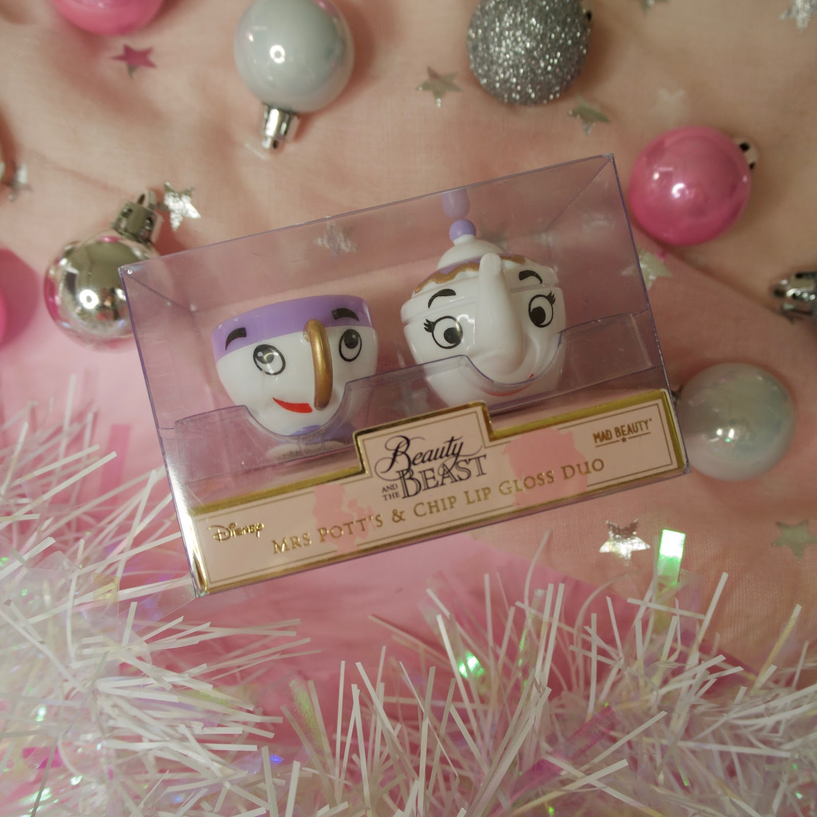 Beauty And The Beast Beauty Stocking Fillers Flutter And Sparkle