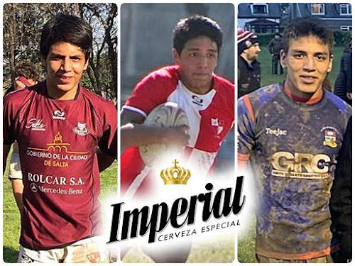 Luis Prieto en la entrevista Imperial de Norte Rugby