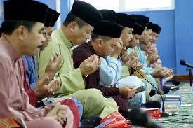 Dalil Doa Bersama Setelah Shalat