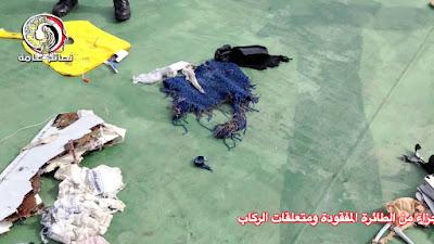 أول فيديو لعثور القوات البحرية المصرية على حطام الطائرة المفقودة شاهد ماذا وجدوا