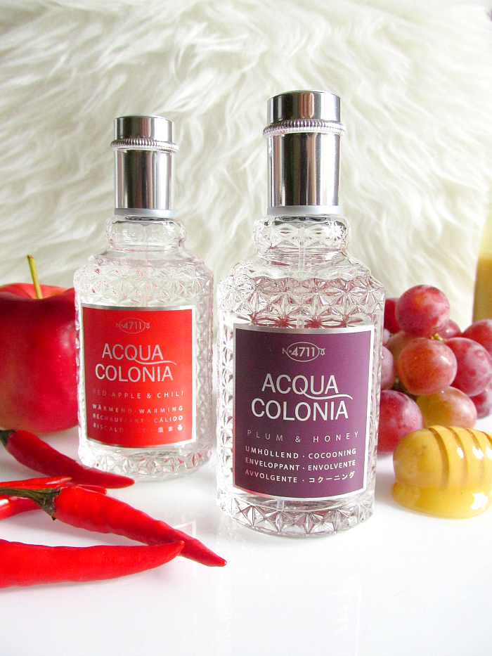 4711 - Acqua Colonia Neue Seasonal Editions Red Apple & Chili und Plum Honey