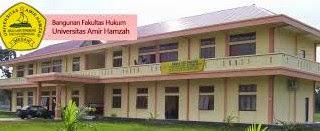 Info Pendaftaran Mahasiswa Baru ( UNHAMZAH-MEDAN ) Universitas Amir Hamzah Medan 2018-2019
