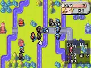 Advanced Wars Screenshot 3