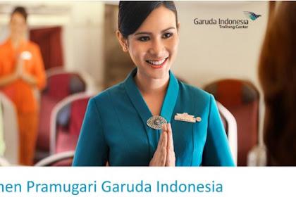 Rekrutmen Pramugari Garuda Indonesia - Lokasi Test Bali