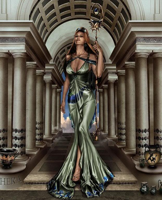 Astrology blog: Greek Goddess vs Zodiac signs series. Part ...