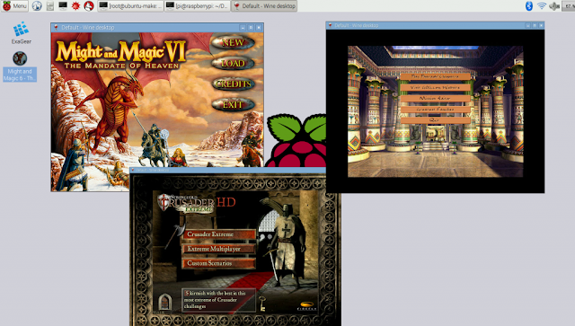 RPiBlog: Play your favorite x86 PC games on Raspberry Pi with
