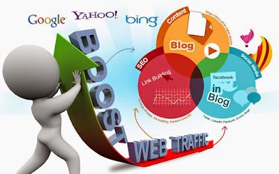 Beberapa Situs yang Bisa Menjadi Sumber Traffik Untuk Blog Anda