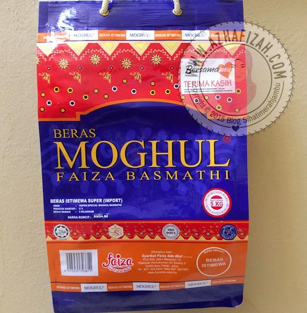 cara-masak-beras-moghul-faiza-basmathi