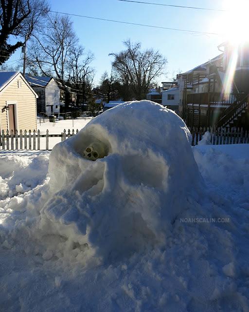 Cráneo de Snowmageddon 11