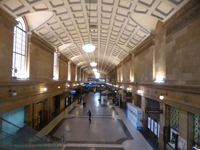 Adelaide Old Central Station
