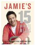 Jamie's 15 Minute Meals by Jamie Olive book cover