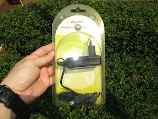 charger Motorola V3 jadul
