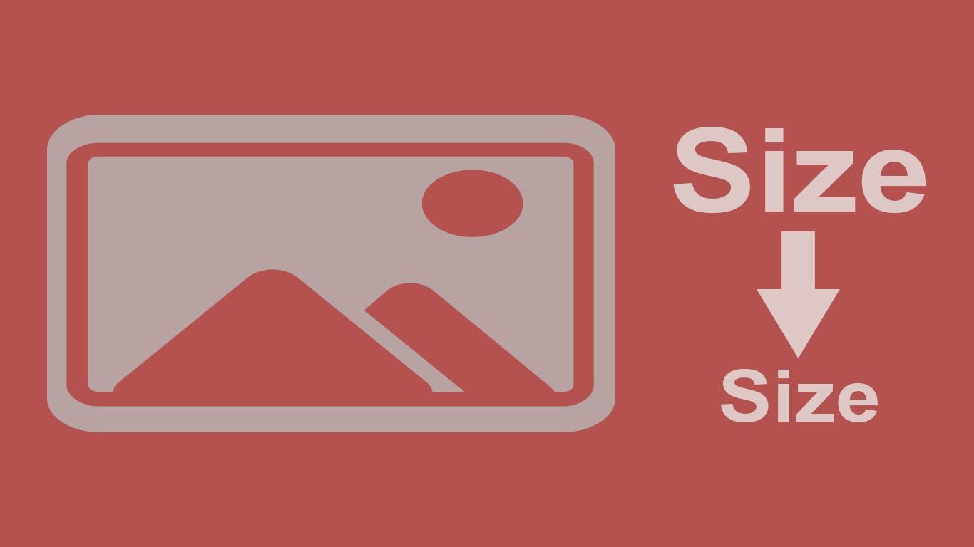 Cara Mengecilkan Ukuran Fotogambar Via Online  Dendisam