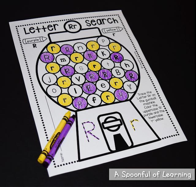 Alphabet Activities 4