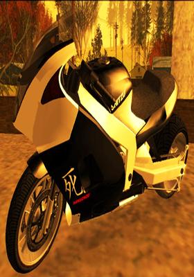 Free Download GTA V Shitzu Hakuchou Drag v2  Mod for GTA San Andreas.