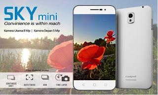 Spesifikasi dan Harga HP Coolpad Sky Mini E560