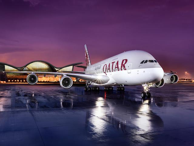 Inilah Daftar Maskapai Terbaik Dunia, Qatar Airways Masih Menjadi Favorit Diposisi Pertama