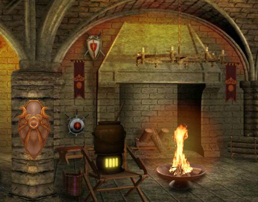 Play FirstEscapeGames Medieval Palace Escape