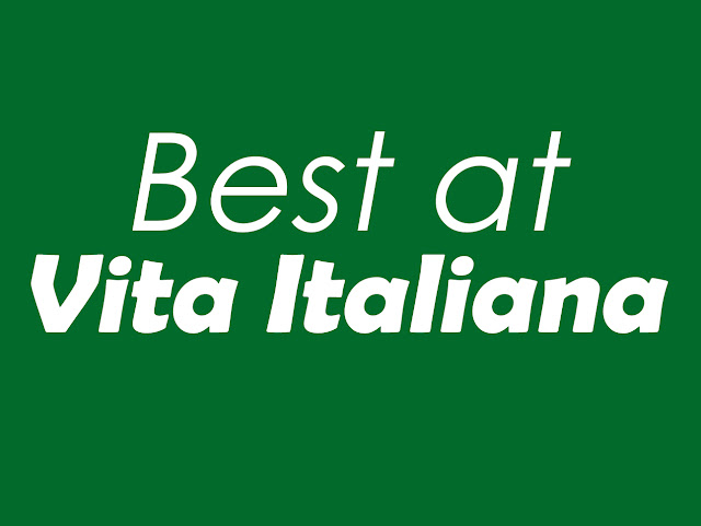 [CLOSED] Best Pork dishes in Singapore @ VITA ITALIANA