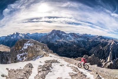 Mountainbiketouren im Herbst und Winter