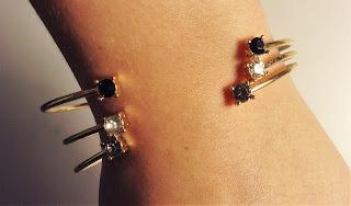3 pack gold bracelets