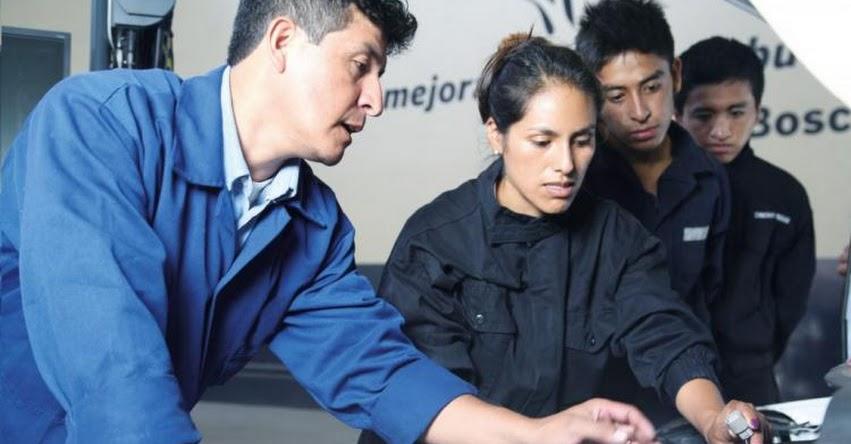 MINEDU: Último día de inscripciones para concurso de ascenso de docentes de Educación Técnico Productiva 2019 - www.minedu.gob.pe