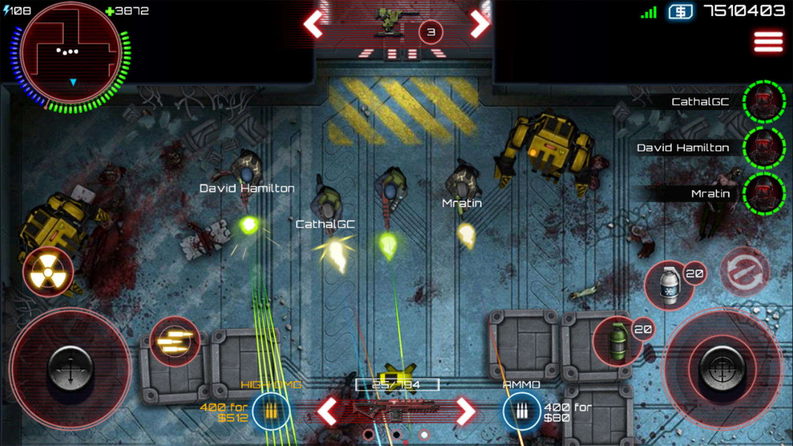 Download SAS Zombie Assault 4 MOD APK terbaru