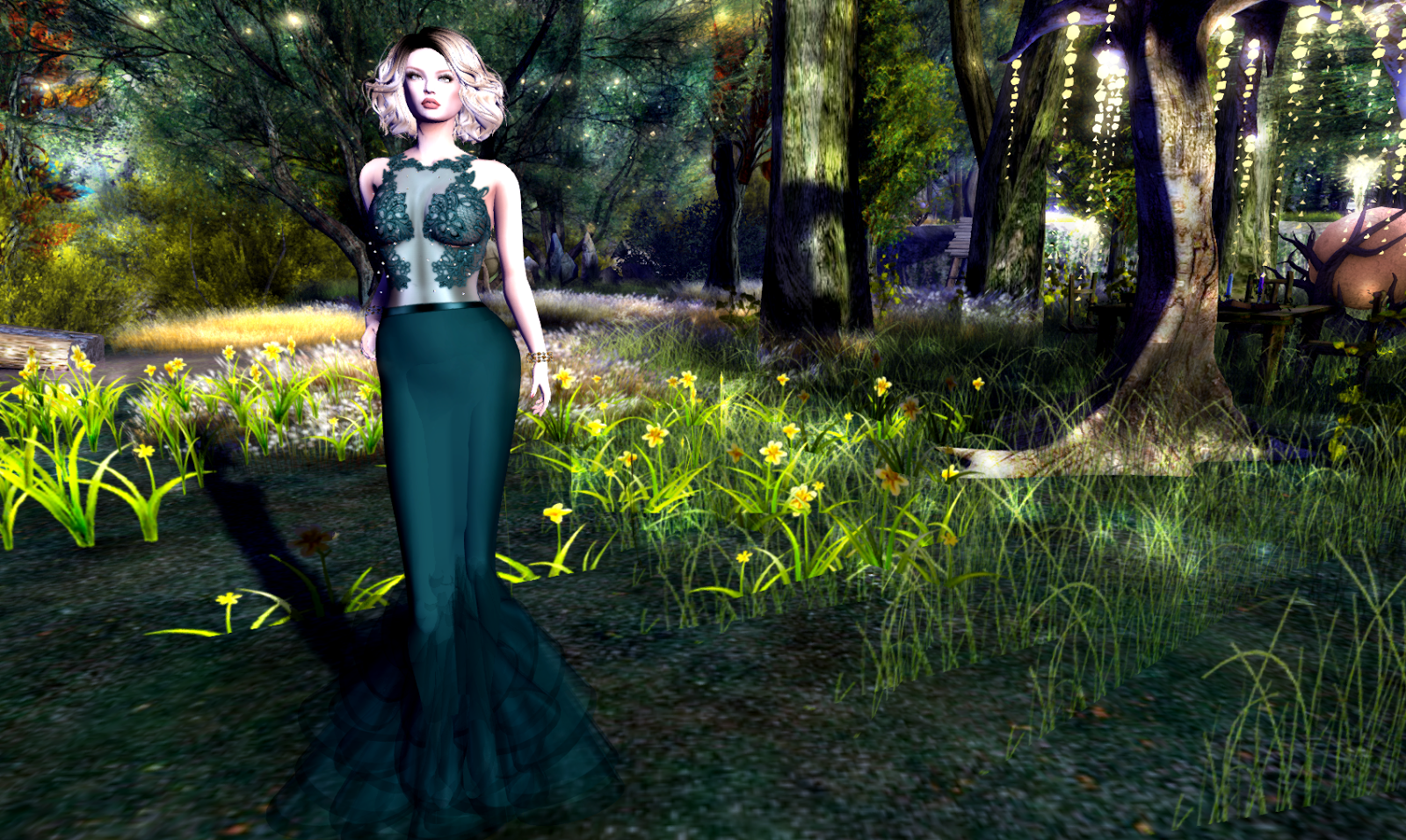 Sl Fo The Fashion Blog 1016 Kim Angelica Chocker Hole Dress Broken White Gown Flowerdreamsaveline Cyan 50off Offering During Week Hair Prtty Yeemi All Color Huds Previous Hunt