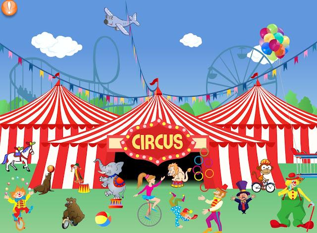 O circo brasileiro