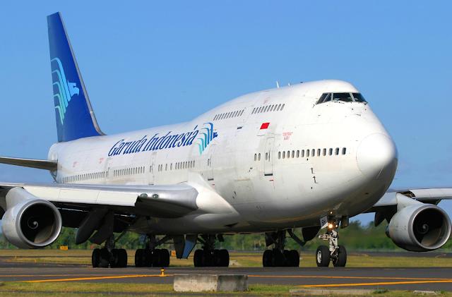 Mulai 1 Mei 2017 Garuda Indonesia Siap Operasikan 63 Penerbangan Internasional