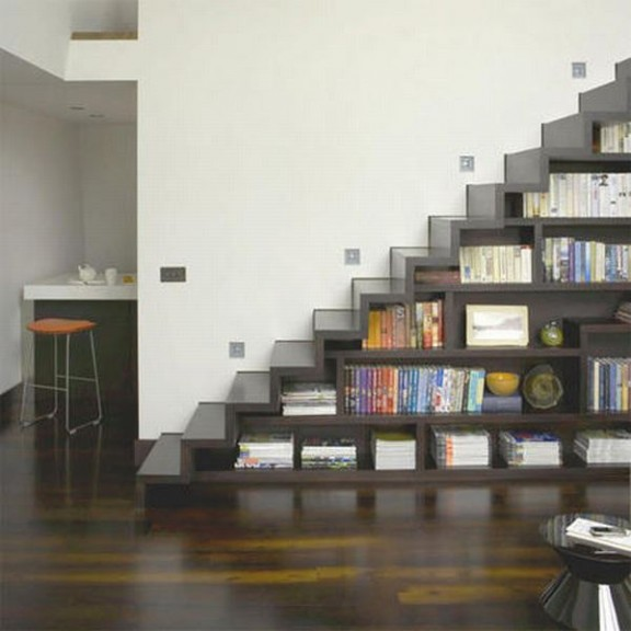 Design Inspirations: Really cool bookcase designs