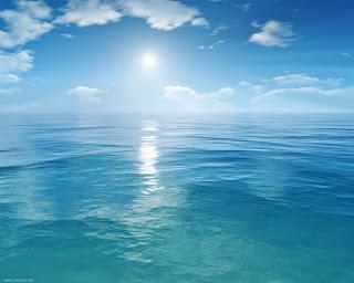 10 Laut Terluas dan Terbesar di Dunia