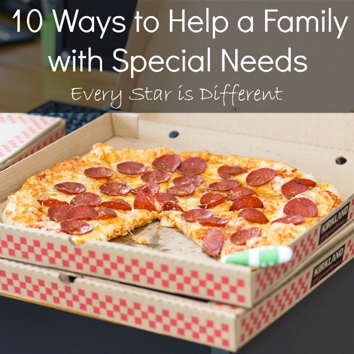 10 Ways to Help Family with Special Needs Children