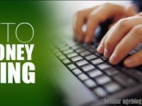 Cara Menghasilkan Uang dengan Blog Anda di 2018