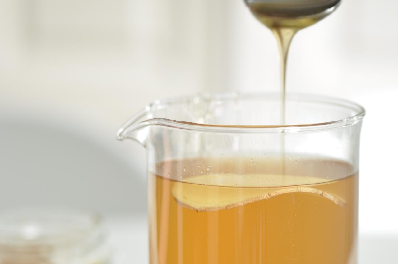 Ingwer-Orangentee oder die Mär aus dem Alten China | ziiikocht