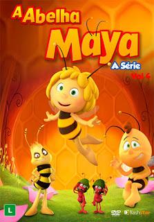 A Abelha Maya: A Série - Vol. 4 - DVDRip Dublado