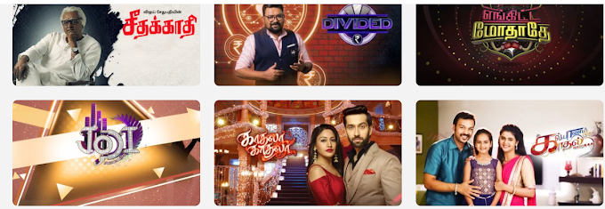 Simple Ways To Download  & Watch Vijay TV Shows Online Free