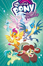 My Little Pony Feats of Friendship Paperback #1 Comic Cover A Variant