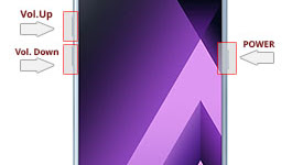 Cara Hard Reset Samsung (Factory Reset) Galaxy A7 Sm-A700f