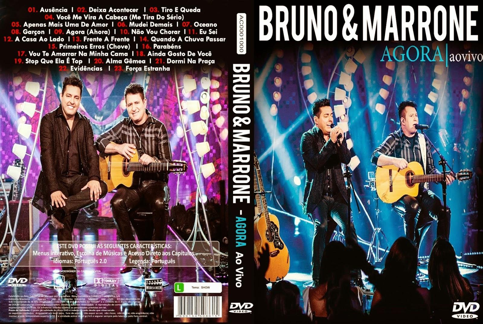 Download bruno & marrone agora ao vivo dvd-r.