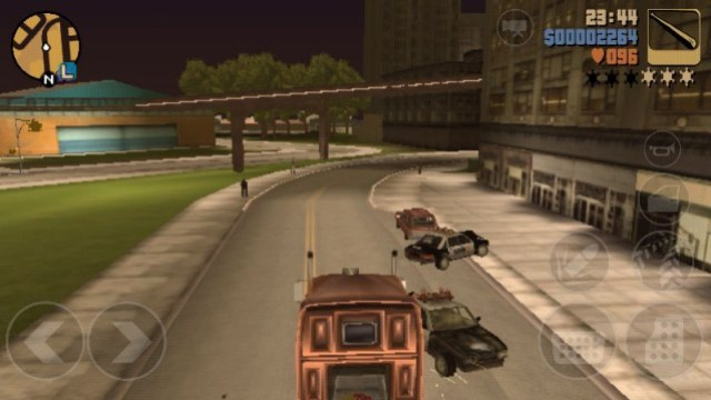 download gta 3 mod apk + data for android