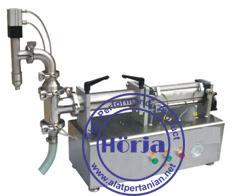 Liquid Piston Filler  Mesin Pengisi Minyak (Cairan) Ke Botol