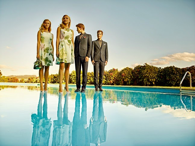 mylifestylenews: Ted Baker SS2015 Collection