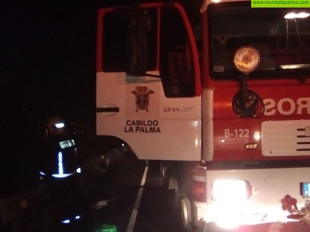 Los Bomberos sofocan dos incendios en el valle