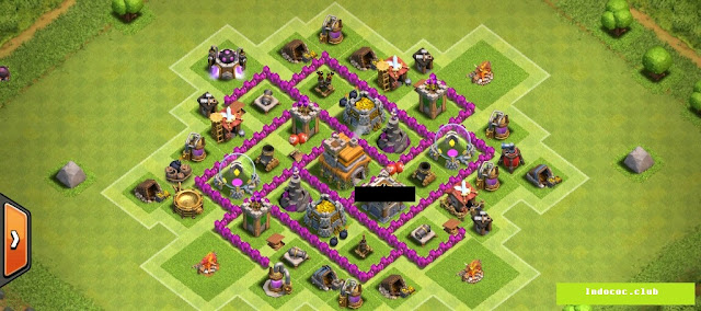 Town hall level 6 farming