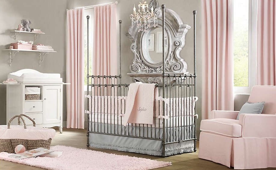 baby girl nursery ideas dream house experience