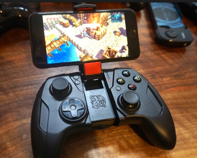 Compilation Of Greatest MFi Gamepads For Your iPhone or iPad
