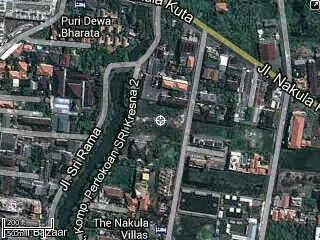 Tanah Dijual Di jalan Nakula Kuta