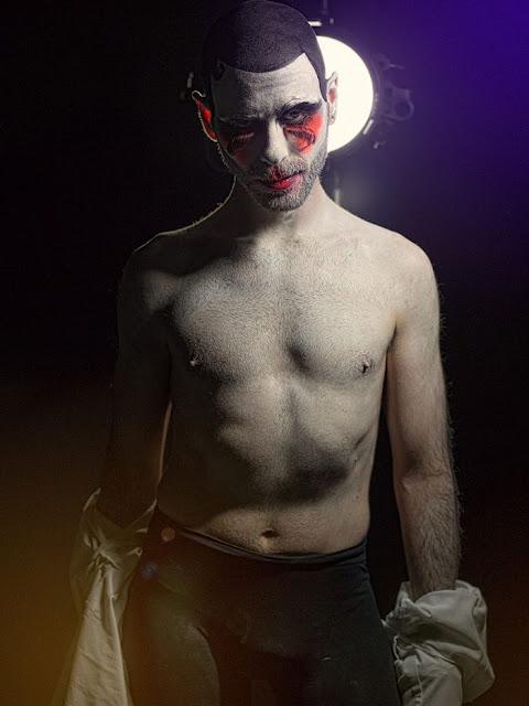 Реальные страшные клоуны в фотографиях http://prazdnichnymir.ru/
